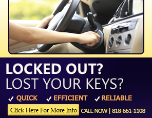 Locks Replaced - Locksmith Tujunga, CA